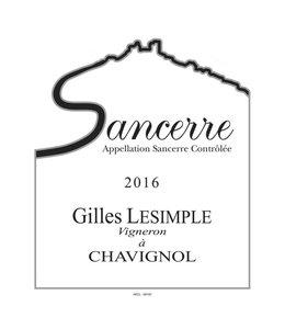 Gilles Lesimple Sancerre