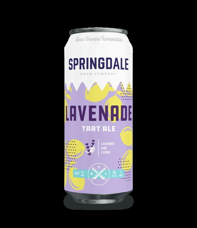 Springdale Lavenade Sour