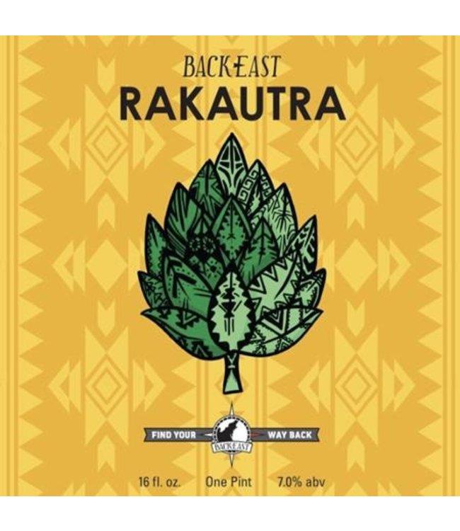 Back East Rakautra IPA