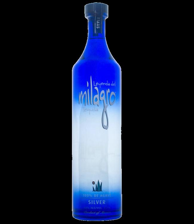Leyenda del Milagro Silver Tequila
