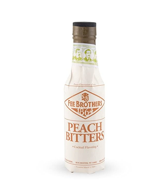 Fee Brother's Peach Bitters 5 oz