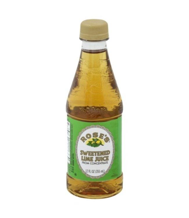 Rose's Lime Juice 355ml