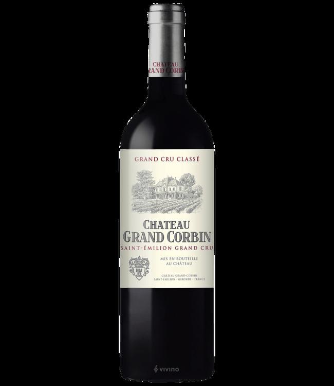 Chateau Grand Corbin Saint- Emilion Grand Cru 2015