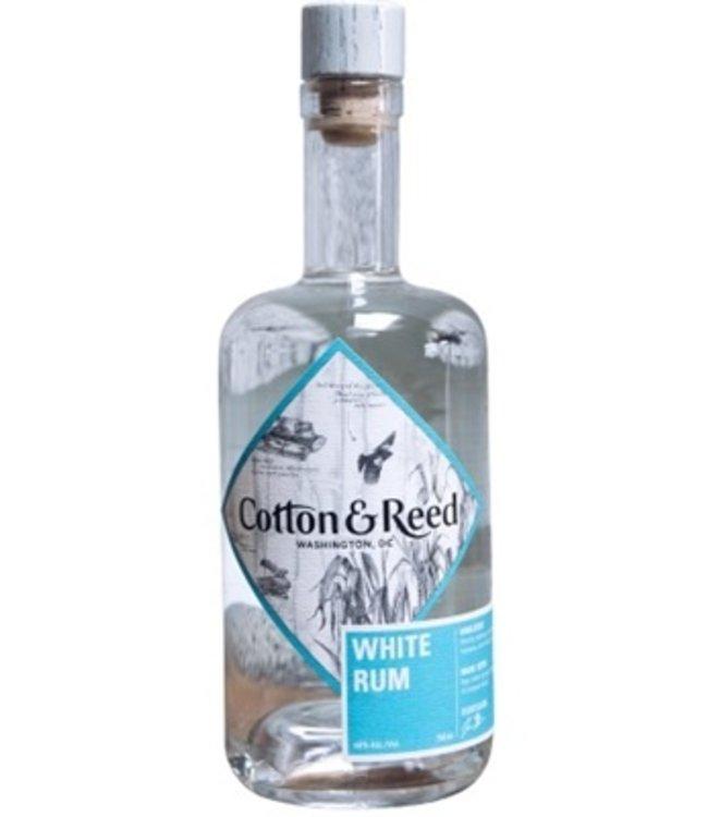 Cotton & Reed White Rum