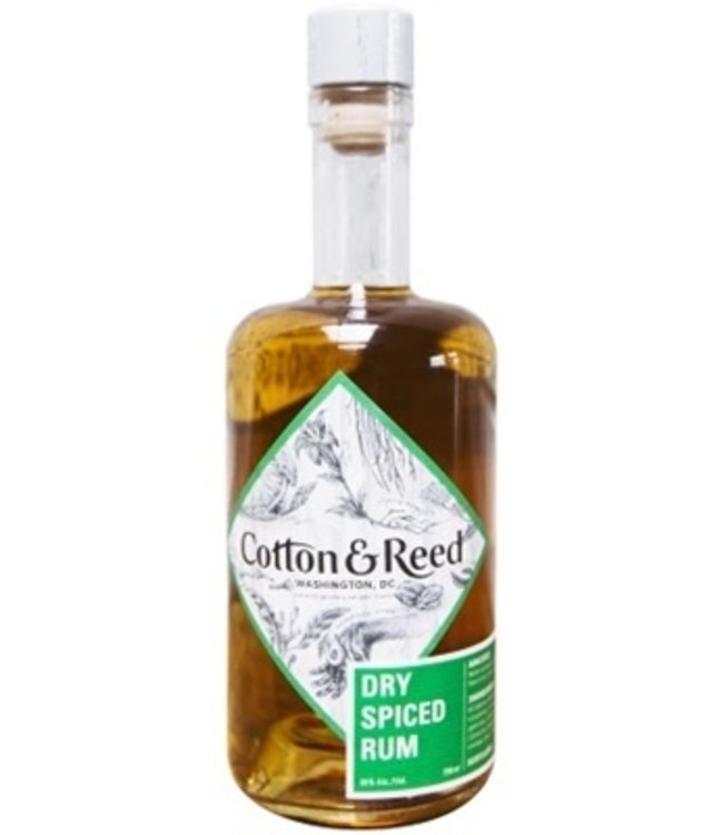 Cotton & Reed Dry Spiced Rum