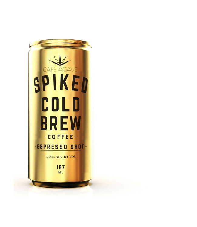 Cafe Agave Espresso Spiked Cold Brew