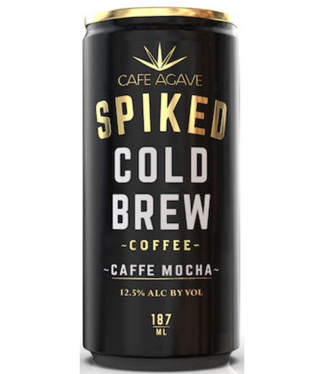 Cafe Agave Cafe Mocha Spiked Cold Brew