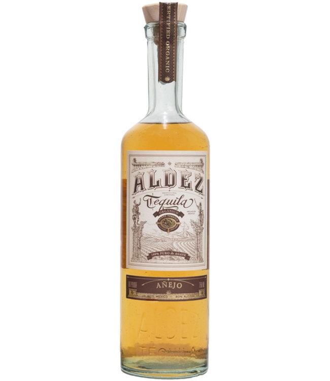 Aldez Anejo Organic Tequila