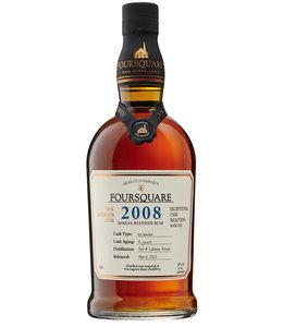 Foursquare Rum 2008