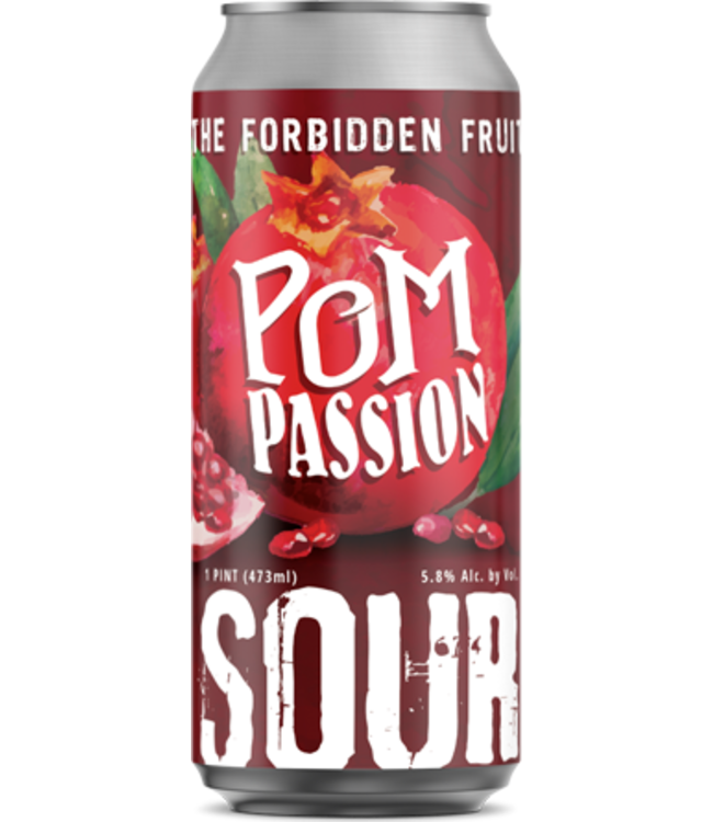CT Valley Pom Passion Sour
