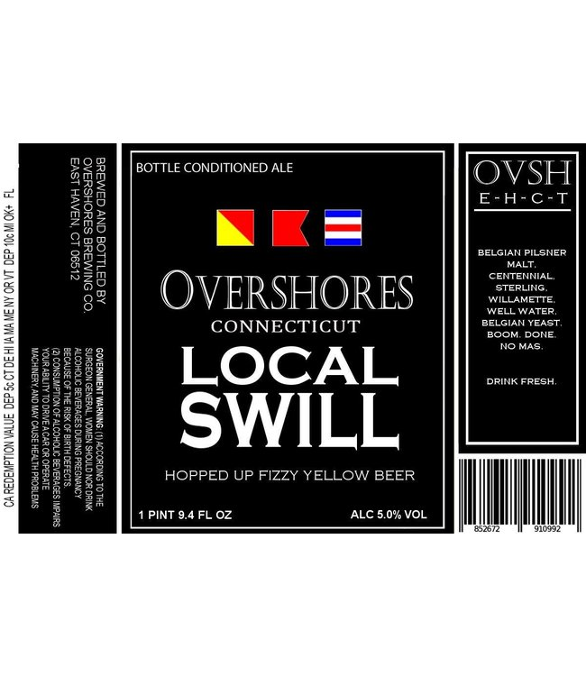 Overshores Local Swill