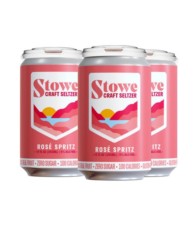 Stowe Seltzer Rose Spritz