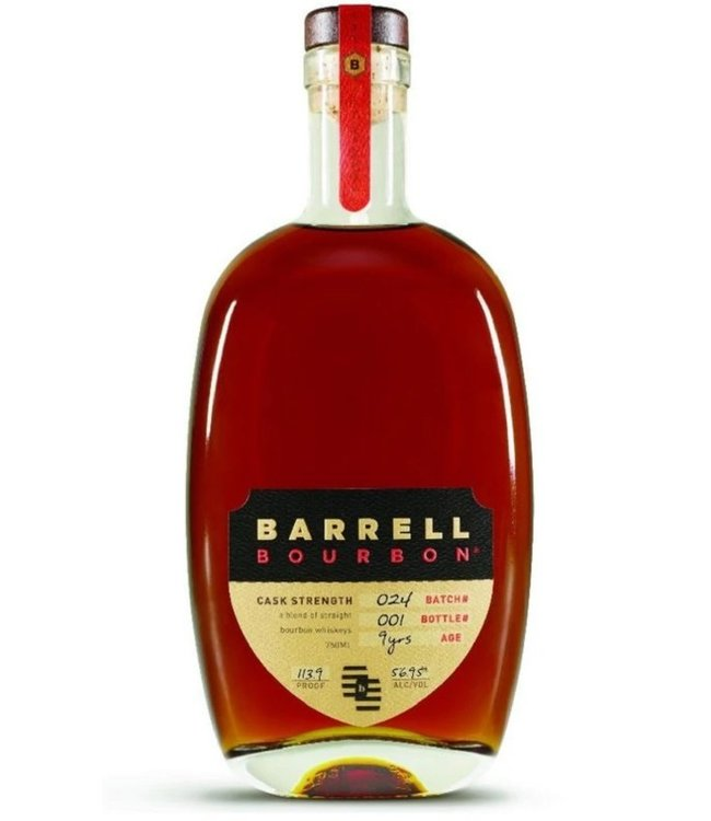 Barrell Bourbon Batch 24