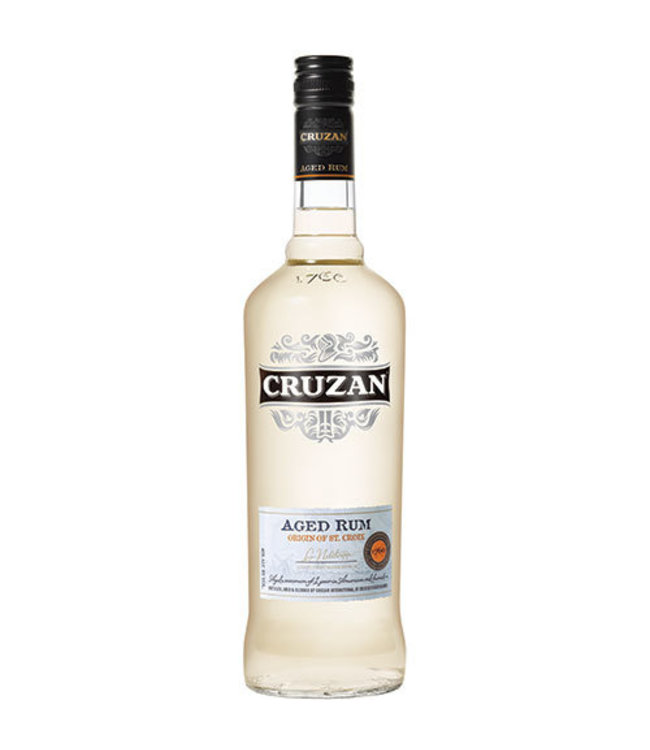 Cruzan Light Aged Rum 750ml