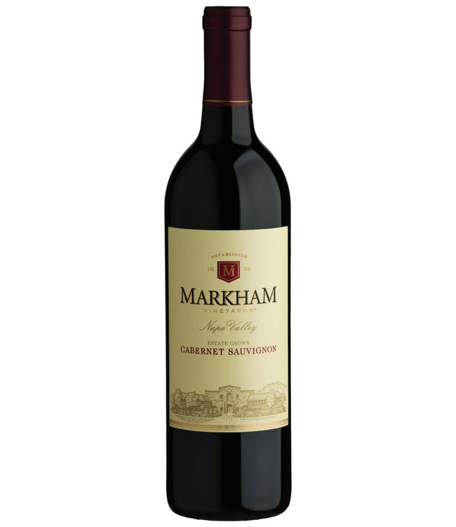Markham Vineyards Napa Valley Cabernet Sauvignon