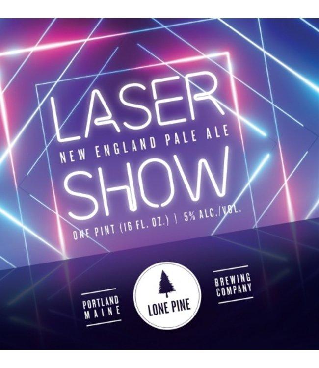 Lone Pine Laser Show NEIPA
