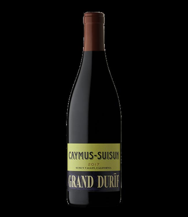 Caymus-Suisun Grand Durif