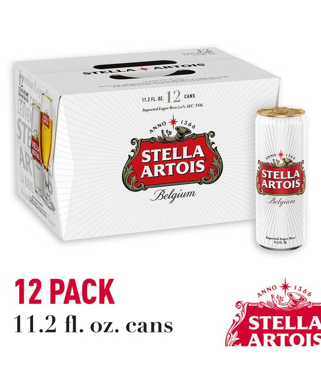 Stella Artois Beer 12 pk