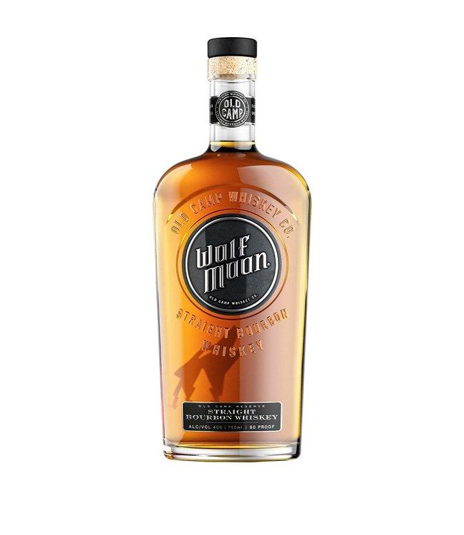 Wolf Moon Straight Bourbon Whiskey