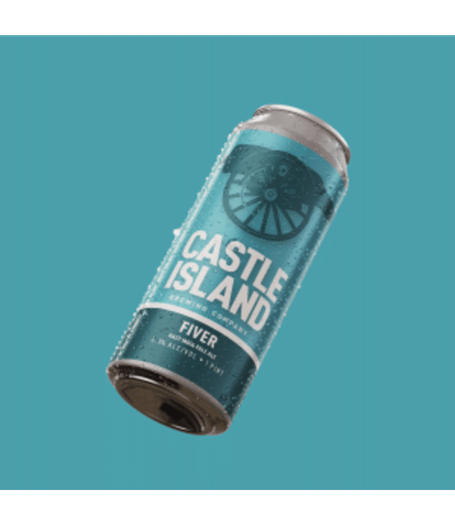 Castle Island FIVER IPA