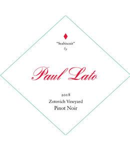 "Paul Lato ""Seabiscuit"" Pinot Noir"