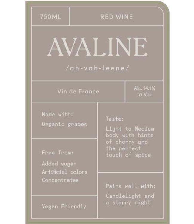 Avaline Red