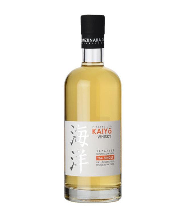 Kaiyo 7 Year Old Whisky