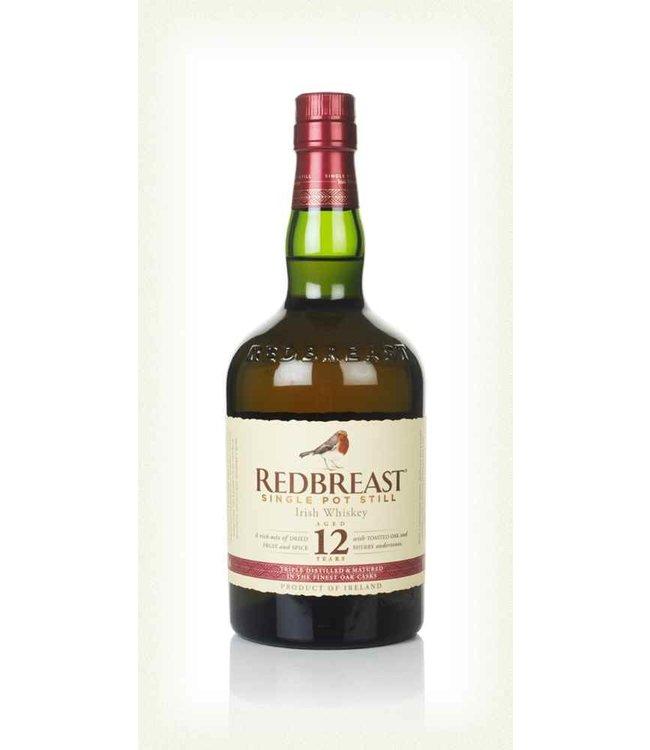 Red Breast 12 Year Irish Whiskey