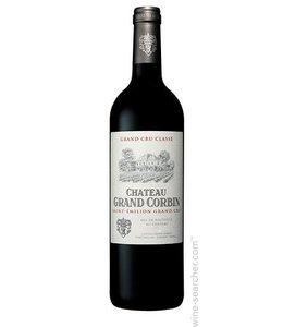 Chateau Grand Corbin Saint- Emilion Grand Cru 2016