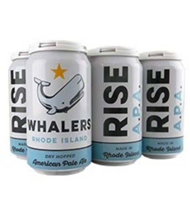 Whalers Rise American Pale Ale