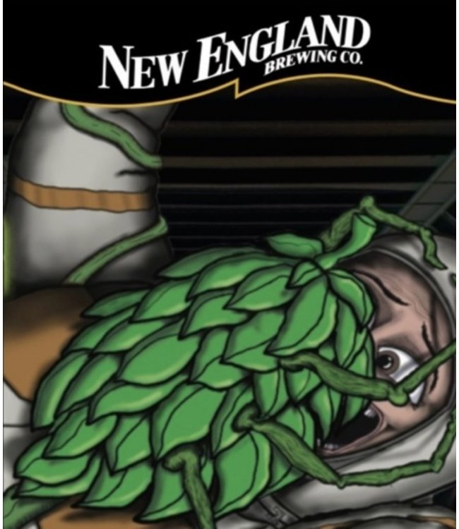 New England Brewing Face Hugger