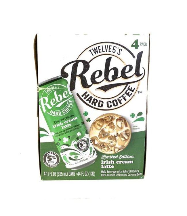 Rebel Irish Cream 4pk