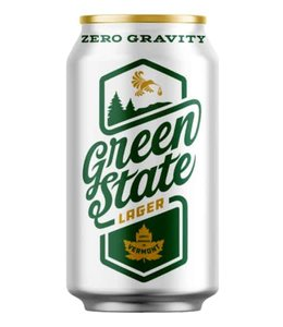 Zero Gravity Green State Lager