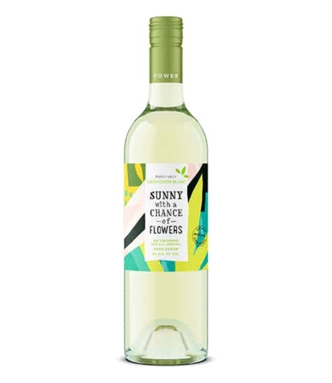 Sunny With a Chance of Flowers Sauvignon Blanc