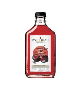 Boyd & Blair Cranberry, Pomegranate & Lime