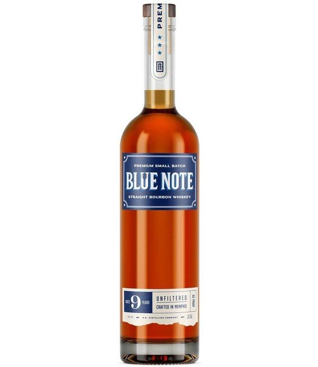 Blue Note 9 Year Memphis Bourbon