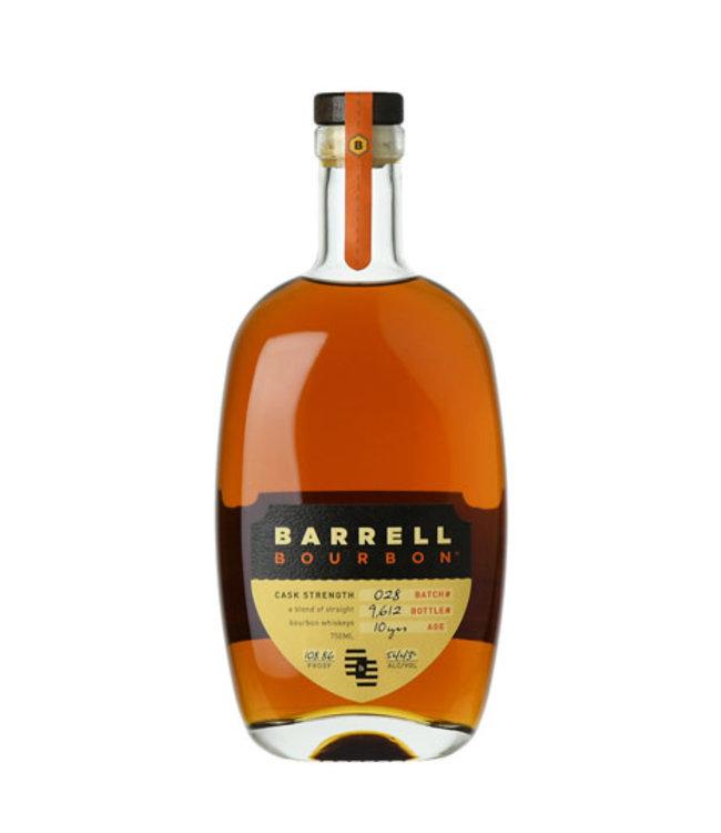 Barrell Bourbon Batch 28