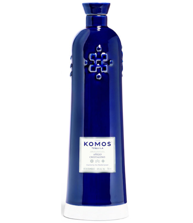 Komos Cristalino Tequila