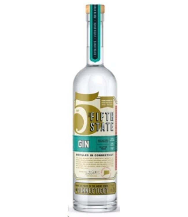 Fifth State Seville Orange Gin