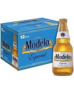 Modelo Especial Beer 12pk