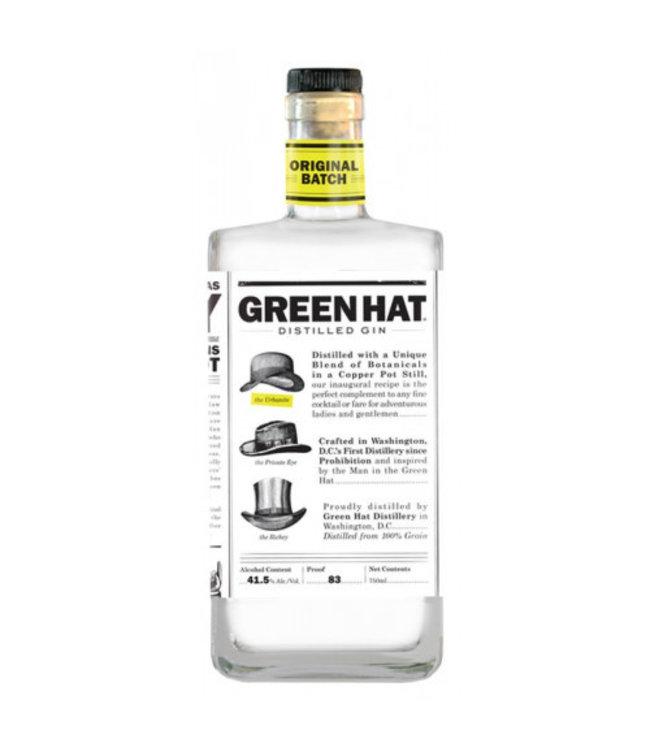 Green Hat Original Batch Gin 750ml