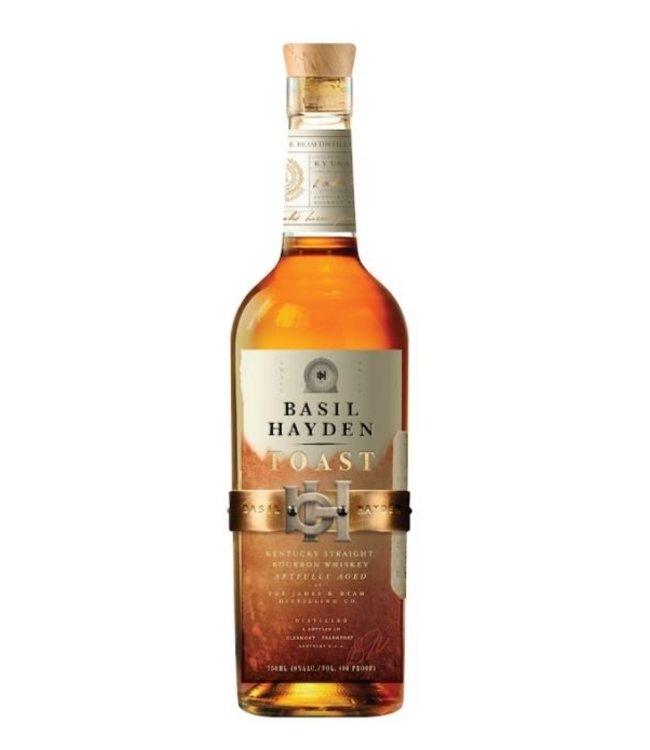 Basil Hayden TOAST Bourbon