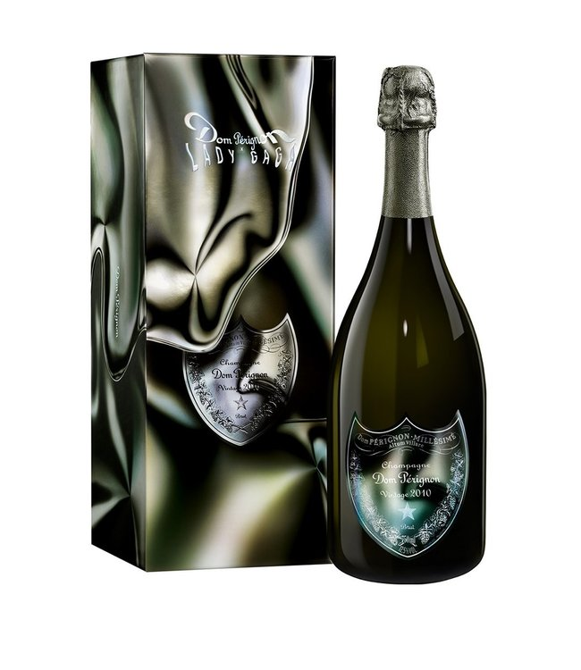 Dom Perignon 2010 Lady Gaga Special Edition