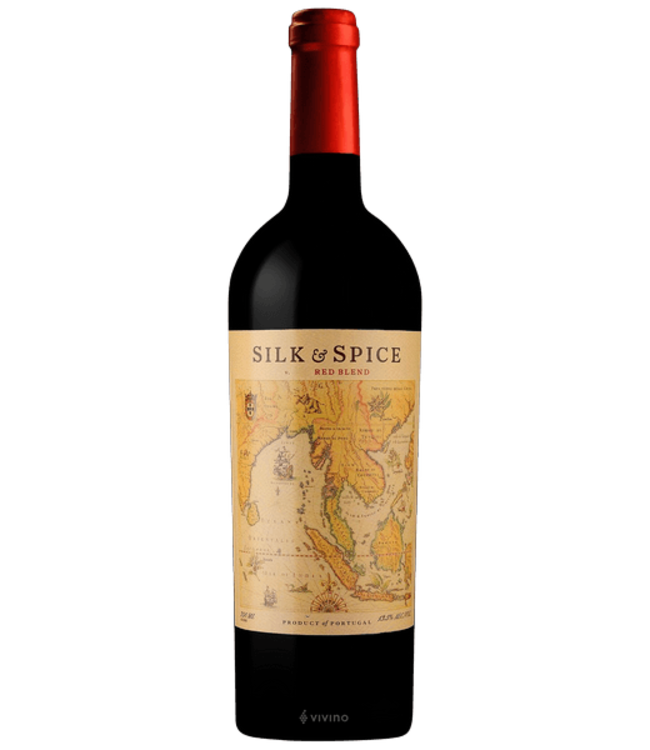 Silk & Spice Red Blend