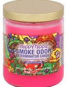 Smoke Odor Exterminator Trippy Hippie - Smoke Odor Eliminator Candle