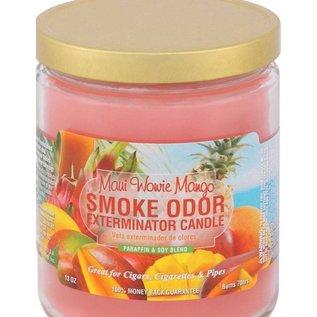 Smoke Odor Exterminator Maui Wowie Mango - Smoke Odor Eliminator Candle