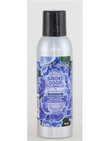 Smoke Odor Exterminator BLUE SERENITY-SPRAY: BLUE SERENITY - ROOM SPRAY