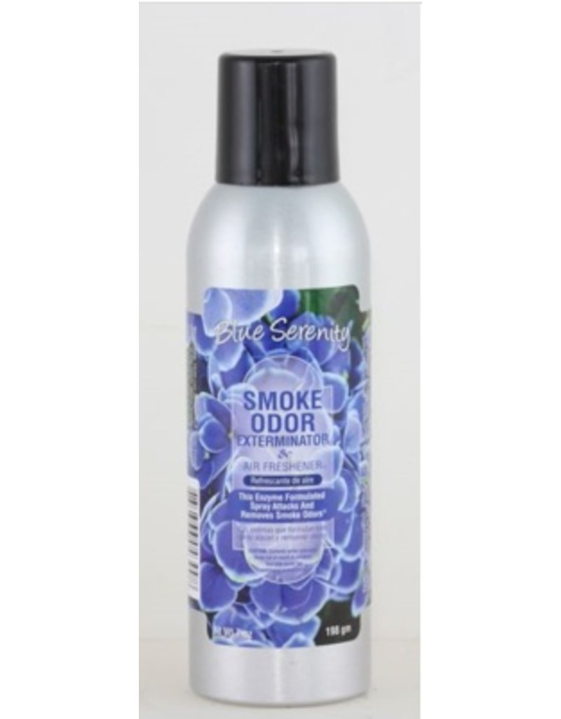 Smoke Odor Exterminator Blue Serenity - Smoke Odor Exterminator Room Spray