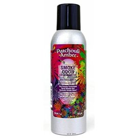 Smoke Odor Exterminator PATCHOULI AMBER-SPRAY: PATCHOULI AMBER - ROOM SPRAY