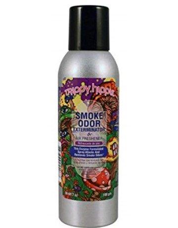 Smoke Odor Exterminator TRIPPY HIPPIE-SPRAY: TRIPPY HIPPIE - ROOM SPRAY